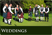 Weddings at Crow Wood