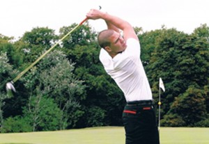Crow Wood Club Pro, Ian Graham